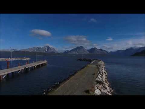 Drone Northern Norway Troms