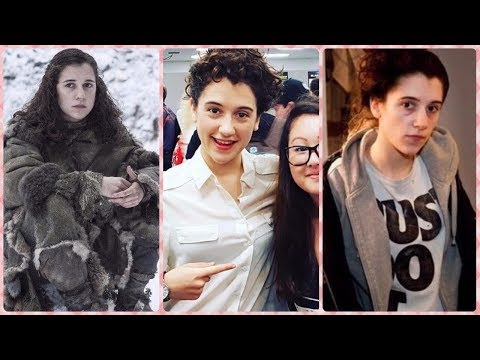 Ellie Kendrick Meera Reed in Game of Thrones Rare Photos  Family  Friends  Lifestyle