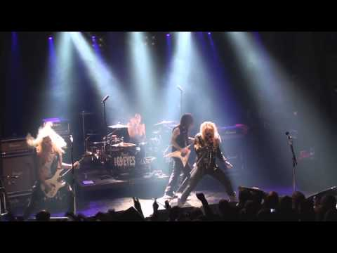The Local Band - Shout at the Devil - Tavastia 27.12.2013 HD