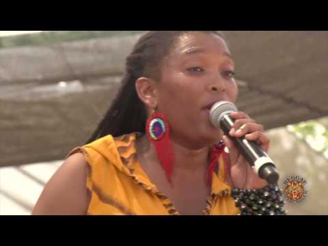 Nkulee Dube Live at Reggae on the River 2017