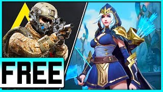 Top 10 Big Upcoming Free To Play Games 2020  Ps4 Switch Pc Xbox  New Free Games To Play This Year!
