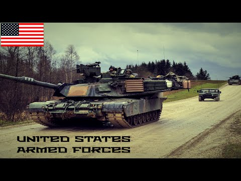 United States Military Power 2016 HD