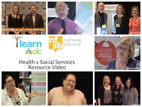 Health & Social Services Resource Video