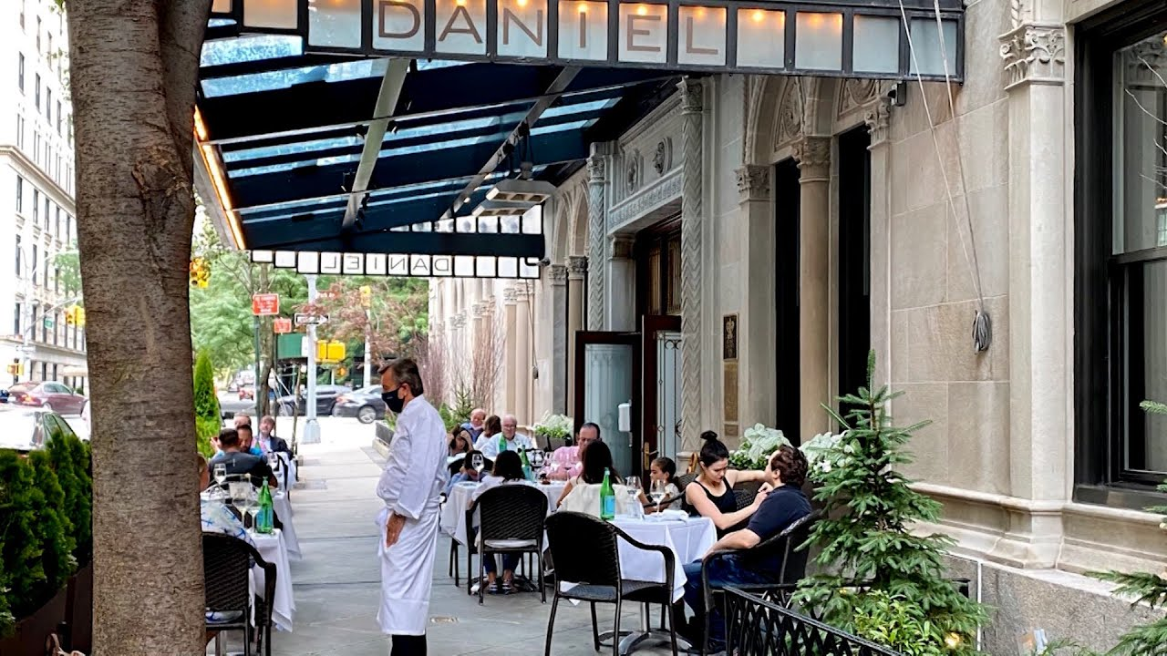 Daniel Boulud Makes Fine Dining More Accessible As Restaurants Reopen