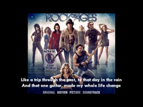Rock Of Ages - Juke Box Hero/I Love Rock n' Roll with Lyrics