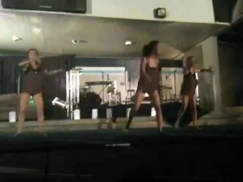 Saugus High School Senior Class Dance