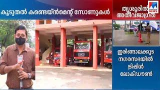 Thrissur covid report