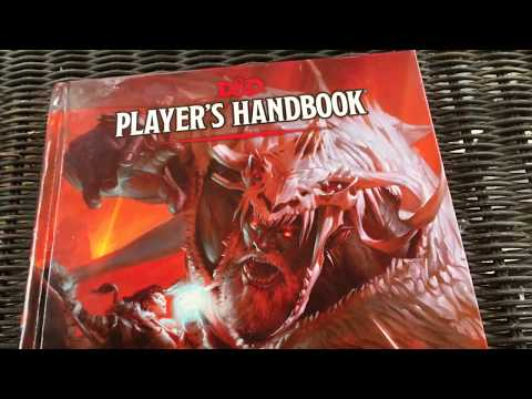 Should You Buy Dungeons & Dragons 5th Edition Player's Handbook