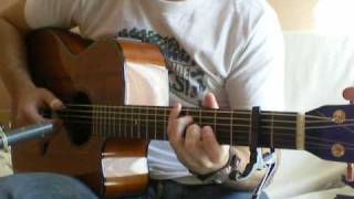 One Of Us - Joan Osborne - Arranged by Ulli (Acoustic guitar cover)