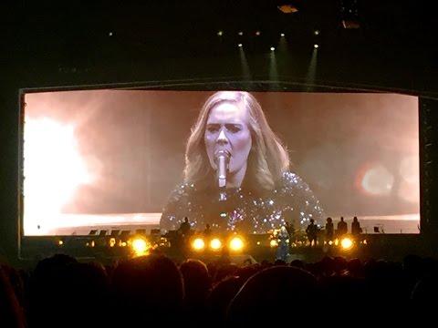 Adele Live in Stockholm, Sweden