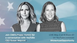 A conversation with Susan Wojcicki