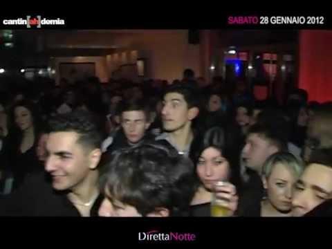 DirettaNotte  Sabato 28 Gennaio 2012 CantinaHdemia Guest Giovanni Conversano