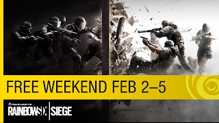Tom Clancy's Rainbow Six Siege - Free Weekend [US]