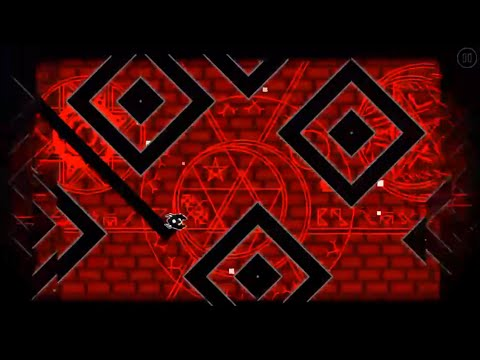 Death Moon by Caustic | Geometry Dash