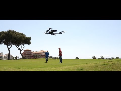 UAV- / Drone-based Precision Agriculture & Turf Management