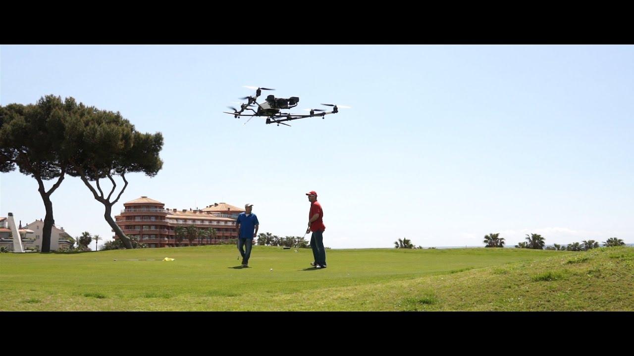 UAV Precision Agriculture /// The Smart Farming Drone