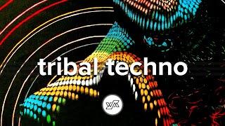 Tribal Techno Mix - February 2020 (#HumanMusic)