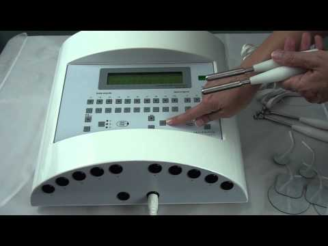 Nue Fusion 600 Advanced Pro Microcurrent machine