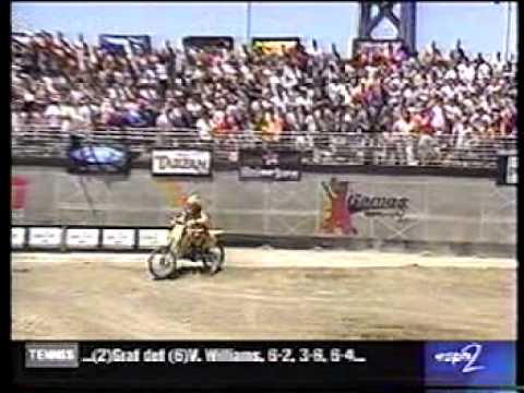 1999 X Games Freestyle Moto X Debut (Prelims and Finals)