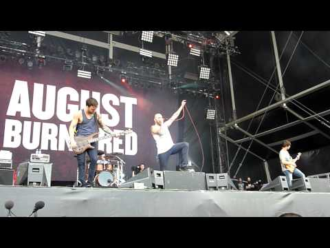 August Burns Red - Internal Cannon @ Hellfest 2012