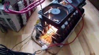 асинхронный электродвигатель 7.5 кВт АДМ112М2У2 №2 21_05_6
