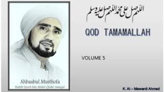 Download Mp3 Habib Syech : Qod Tamamallah - Vol5
