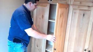 New alder kitchen part 2