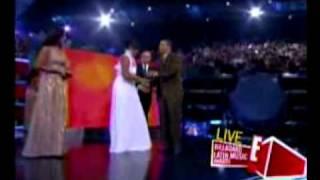 Daddy Yankee Yuridia Marcos Witt - Premios Billboard 2008