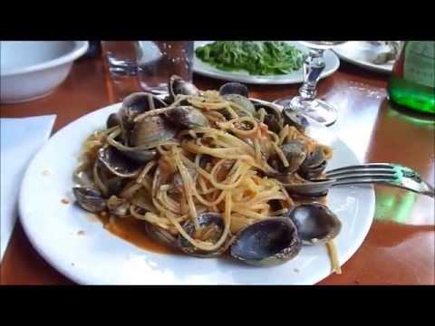 Spaghetti Vongole At