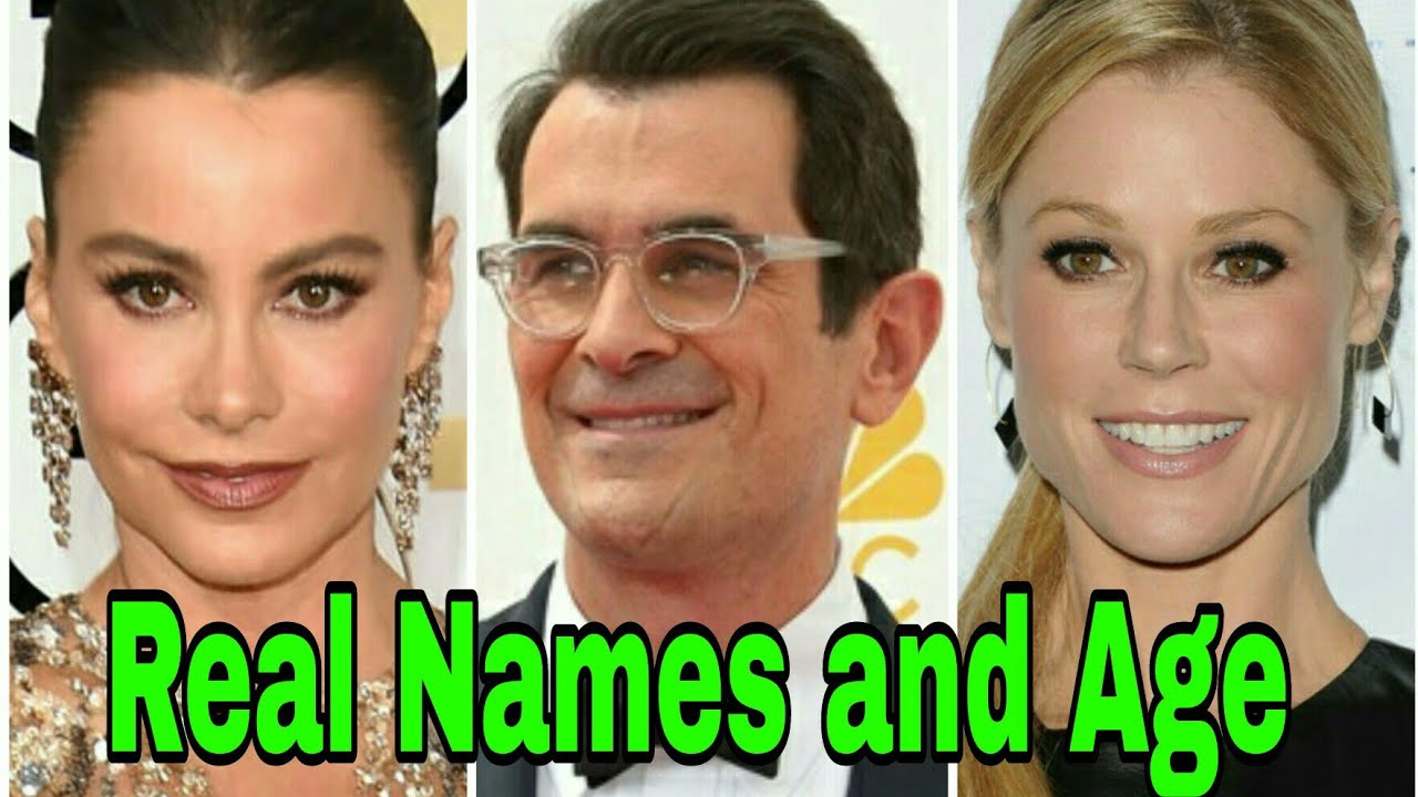 Modern Family Cast Real Names and Age