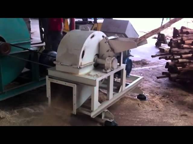 Biotrituratore raffinatore professionale per macchine pellet pellettatrici ,Diesel o Corrente