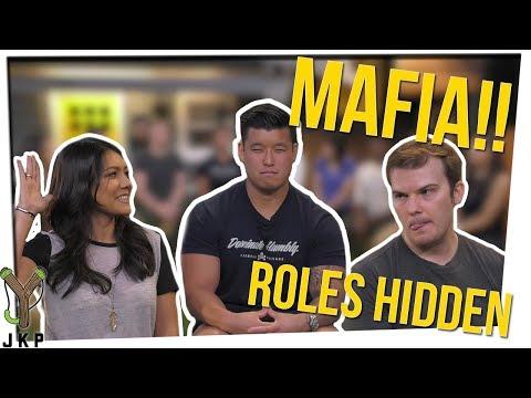 Mafia (Roles Hidden)   Season of Break Ups Ft. Nikki Limo & Steve Green