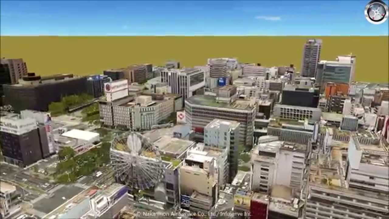 Create semantic CityGML based 3d city models