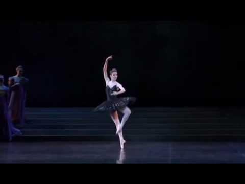 Agnes Letestu - Black Swan