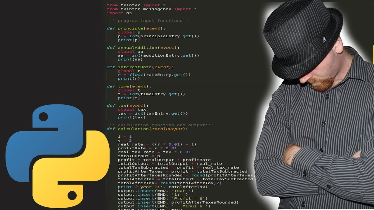 how to run python program in linux