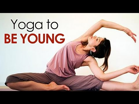 Yoga To Be Young - The Various Asanas Be Young