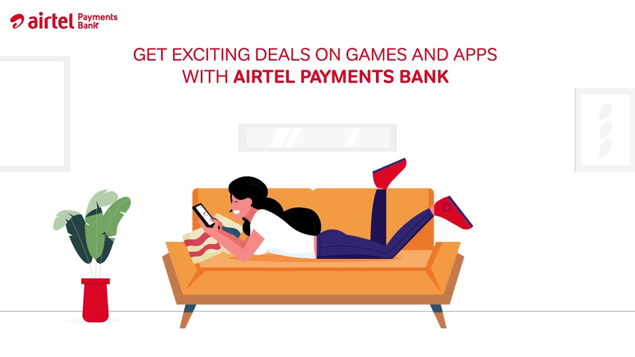 Buy Google Play Recharge Codes With Airtel Payments Bank