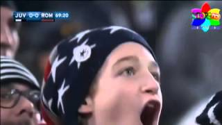 Video Cuplikan Gol Juventus VS AS Roma 1-0 (25-01-2016) Serie A