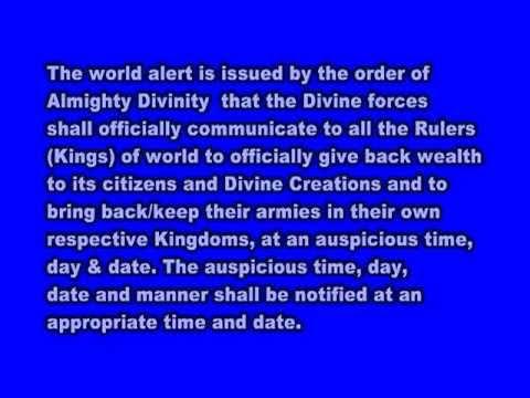World Alert!