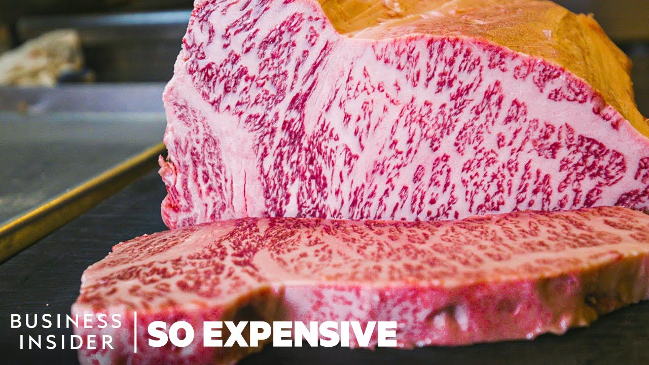 Why Wagyu Beef Is So Expensive ?