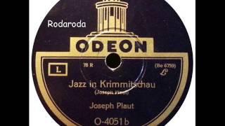 Jazz in Krimmitschau   Joseph Plaut (Arthur Briggs)