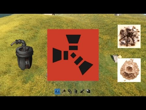 Rust Tips: How To Use Survey Charges Effectively