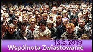 Spotkanie modlitewne wspólnoty Zwiastowanie - 13.3.2019
