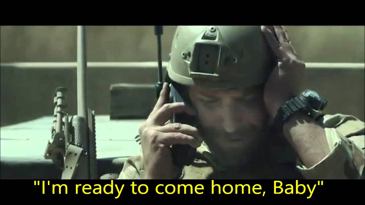 maxresdefault american sniper i'm ready to come home, baby youtube