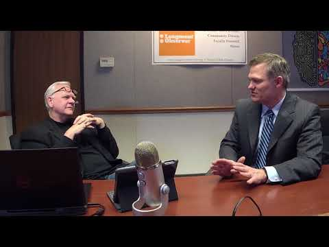 Video  Mike Foote  Boulder County District Attorney Candidate Interview
