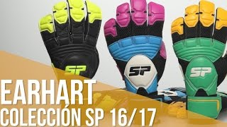 Review Guante SP  Earhart . Colección Next Generation 2016/17