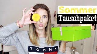 TAUSCHPAKET mit KindOfRosy SOMMER EDITION | BELLA
