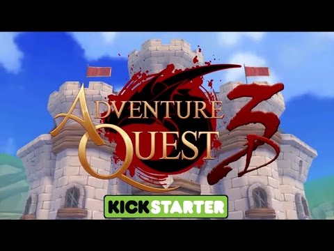 AQ Worlds 3D - AQWorlds Game is now in 3D! | Steemhunt