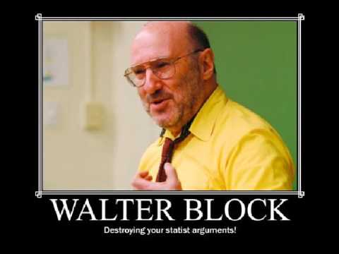 Zoning and the Free Market - A Lecture by Walter Block