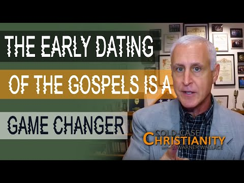 dating gospels written